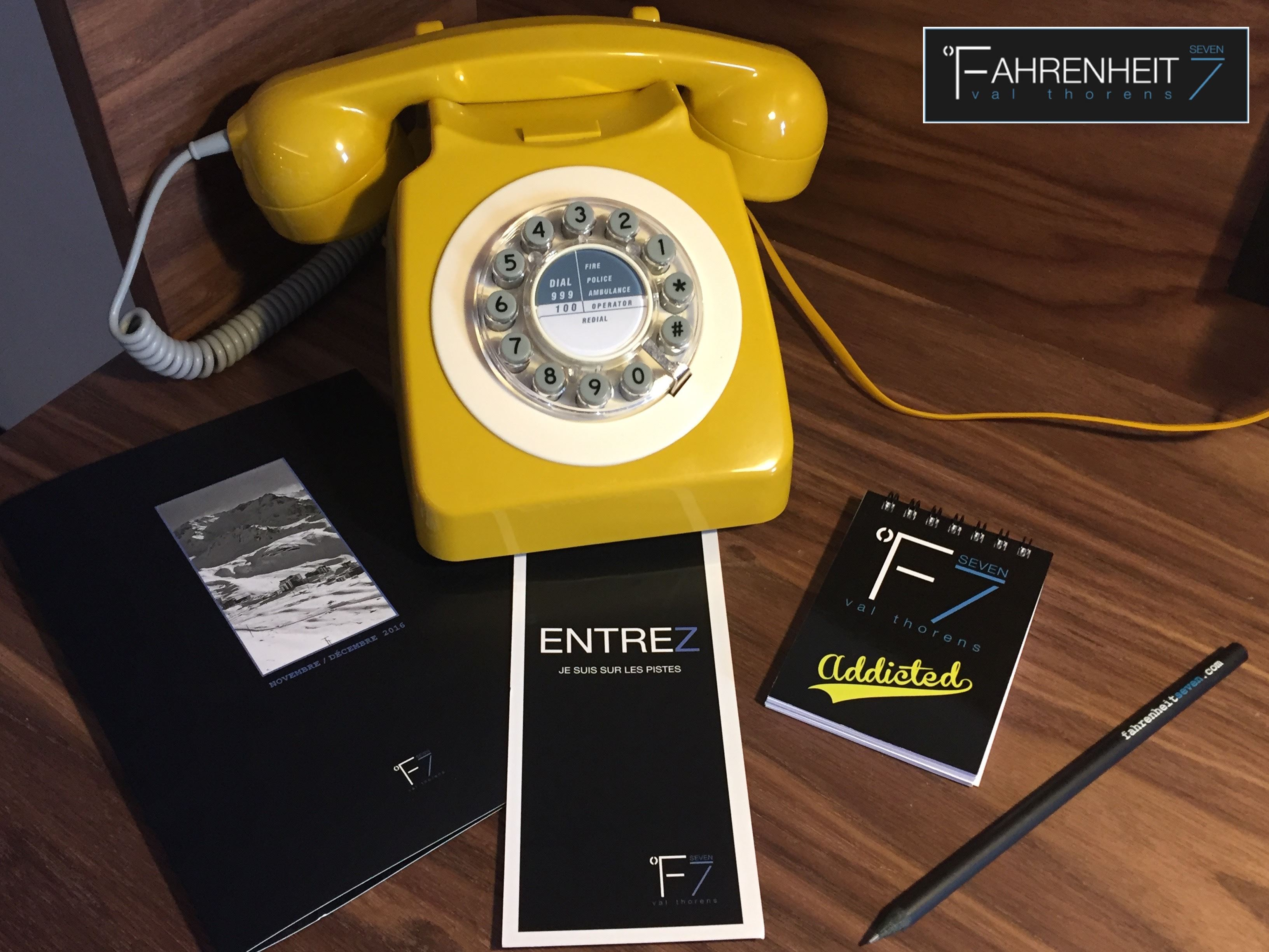 HOTEL FAHRENHEIT SEVEN****