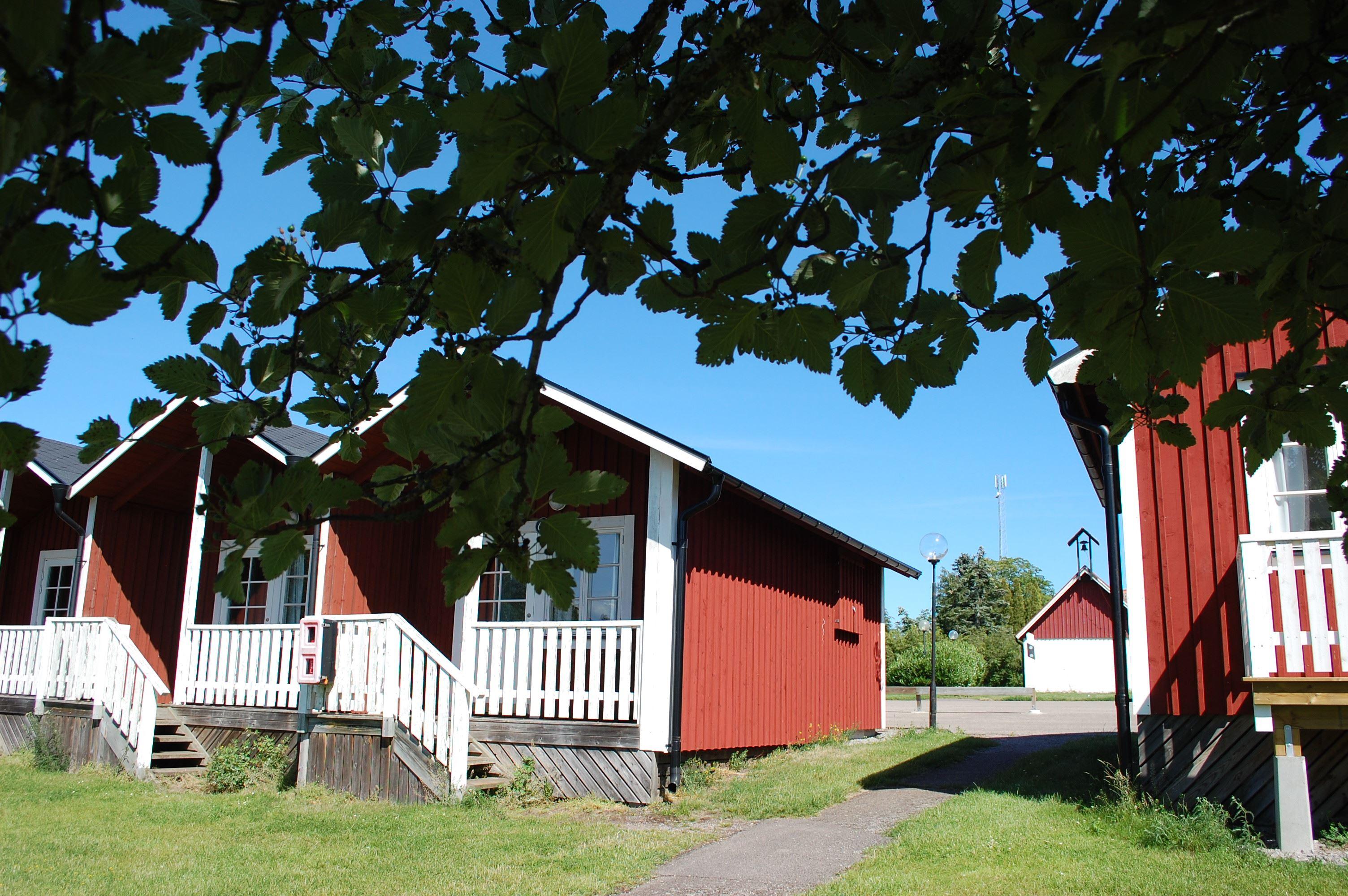 Allégårdens Ferienhäusern & camping