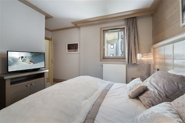 2 rooms 2/4 people / CARRE BLANC 133 (Mountain of Dream) / Tranquillity Booking