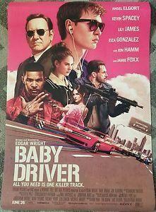 Elokuvateatteri: Baby Driver