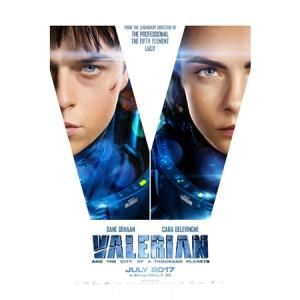 Bio: Valerian: The City of a Thousand Planets 2D/3D