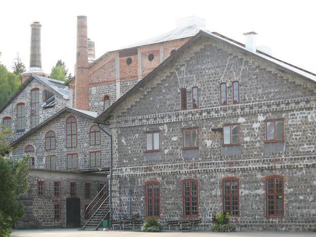 Slaggstenshus - en unik kulturskatt  - Kulturvandring Iggesunds järnverk