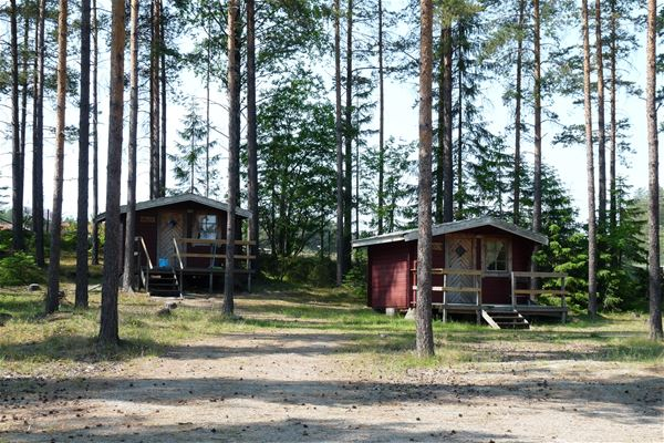 Vivstavarstjärns Camping – Cottages – Hostel