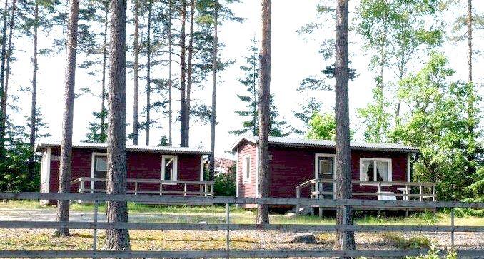Vivstavarstjärns Camping - Stugor - Vandrarhem