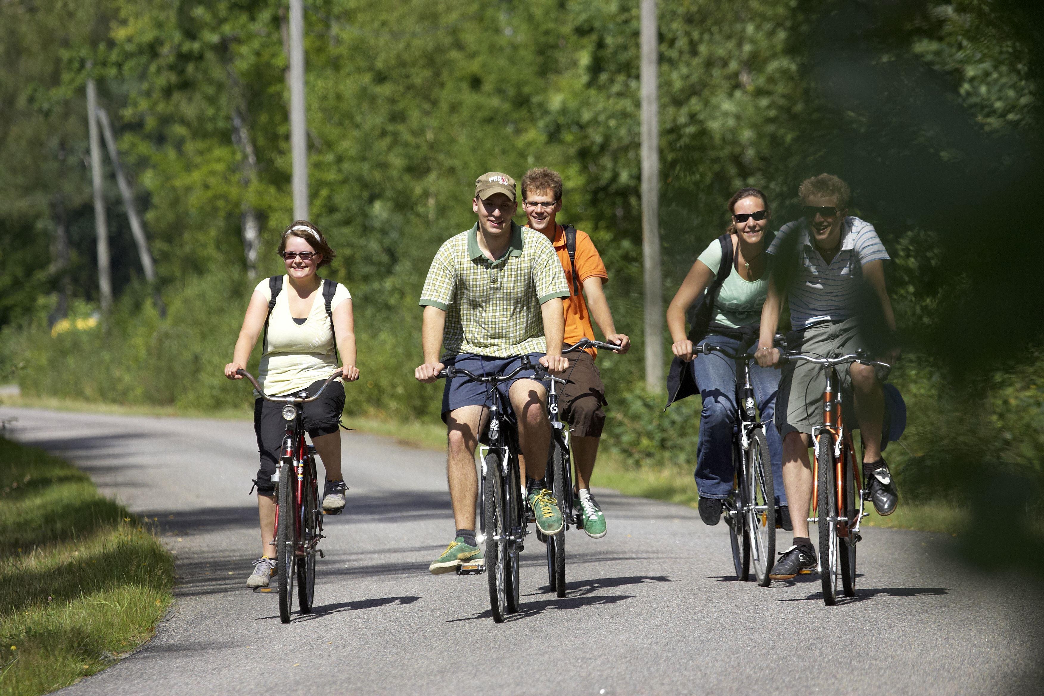 Cykelleden Tjurken runt