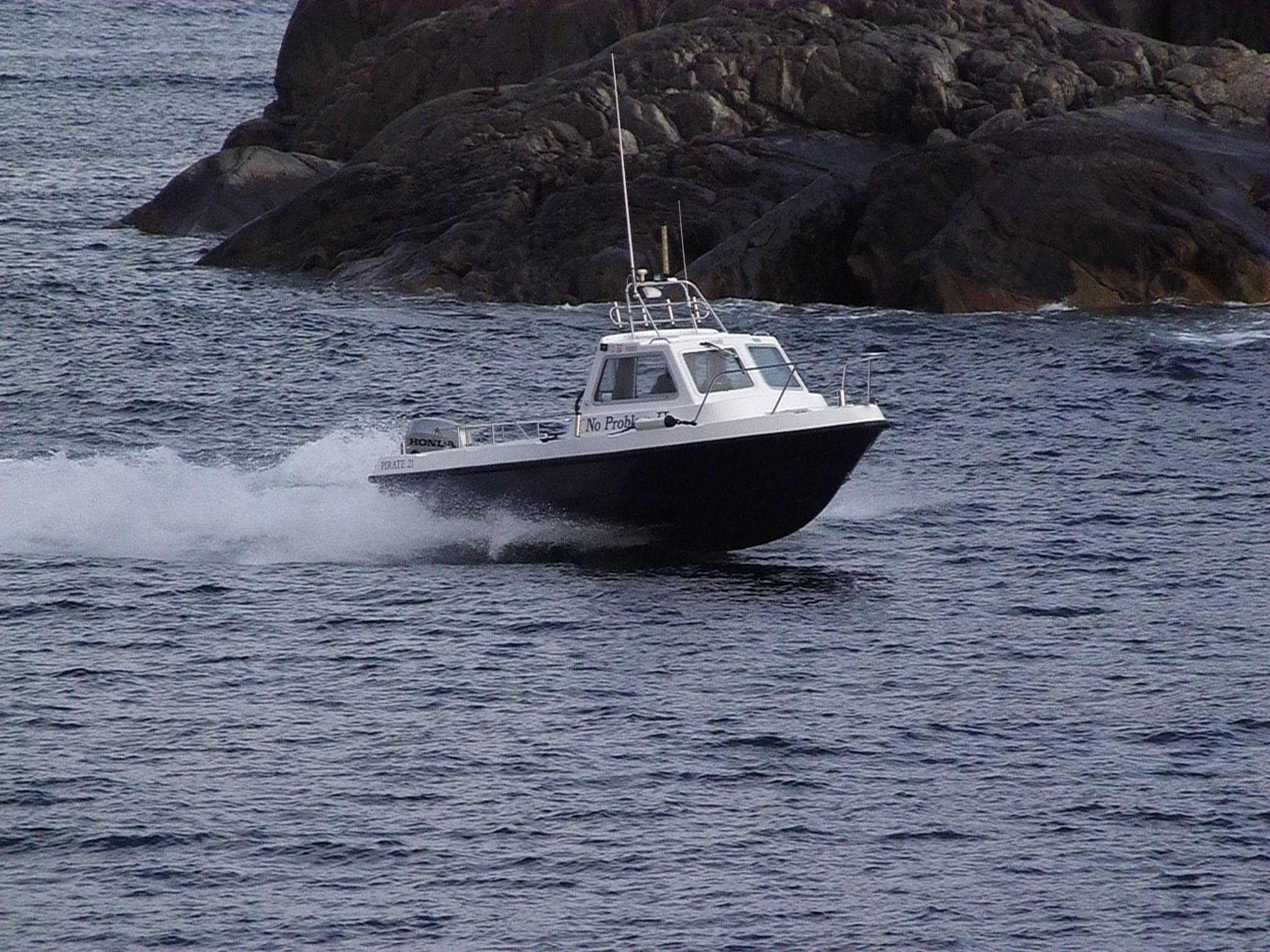 Fisketur med sportsfisker - No Problem Fishing