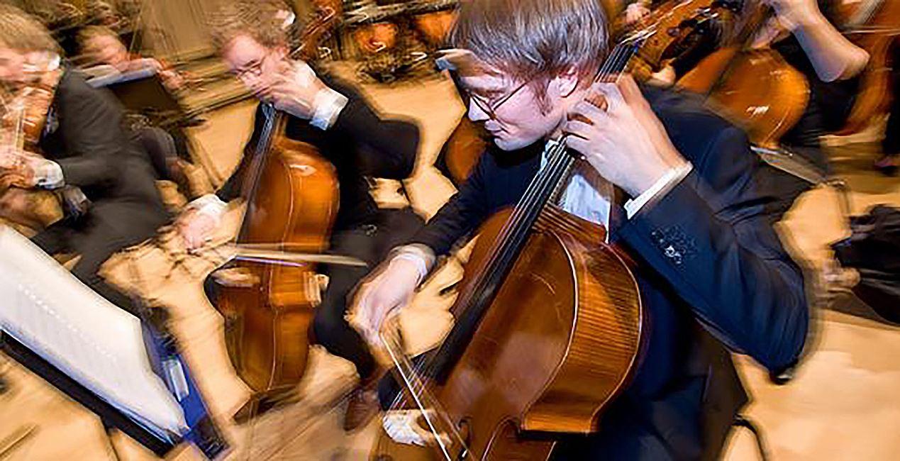 QUATTRO: Musikhögskolans i Malmö symfoniorkester