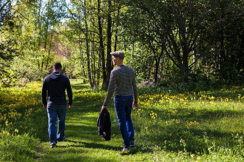 Pilgrimsvandring på S:t Olofsdagen