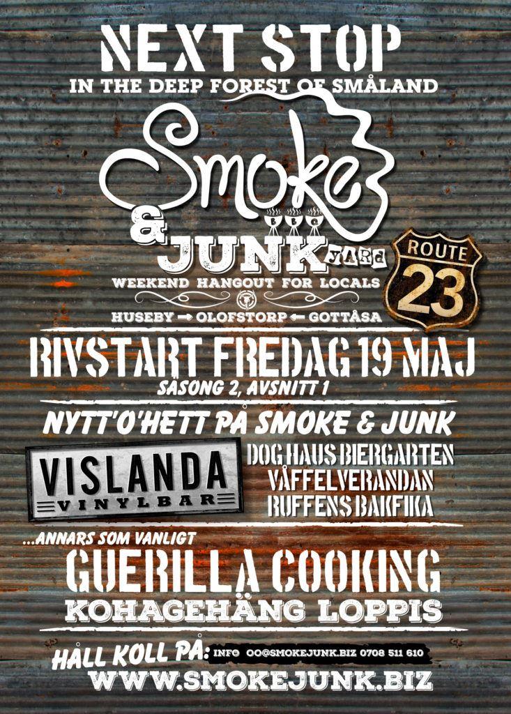 Smoke & Junkyard