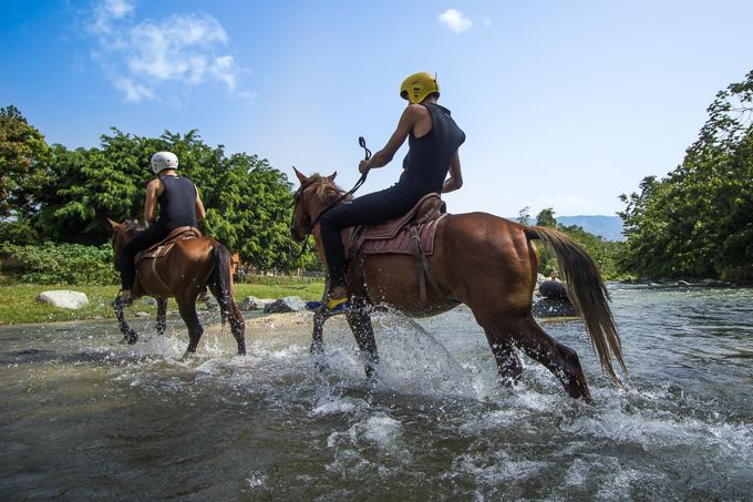 Horse Ride Tour In Jarabacoa