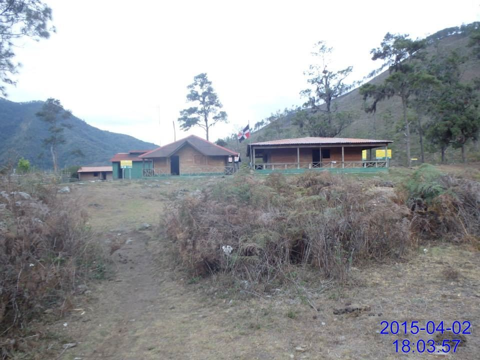 Excursión al Pico Duarte