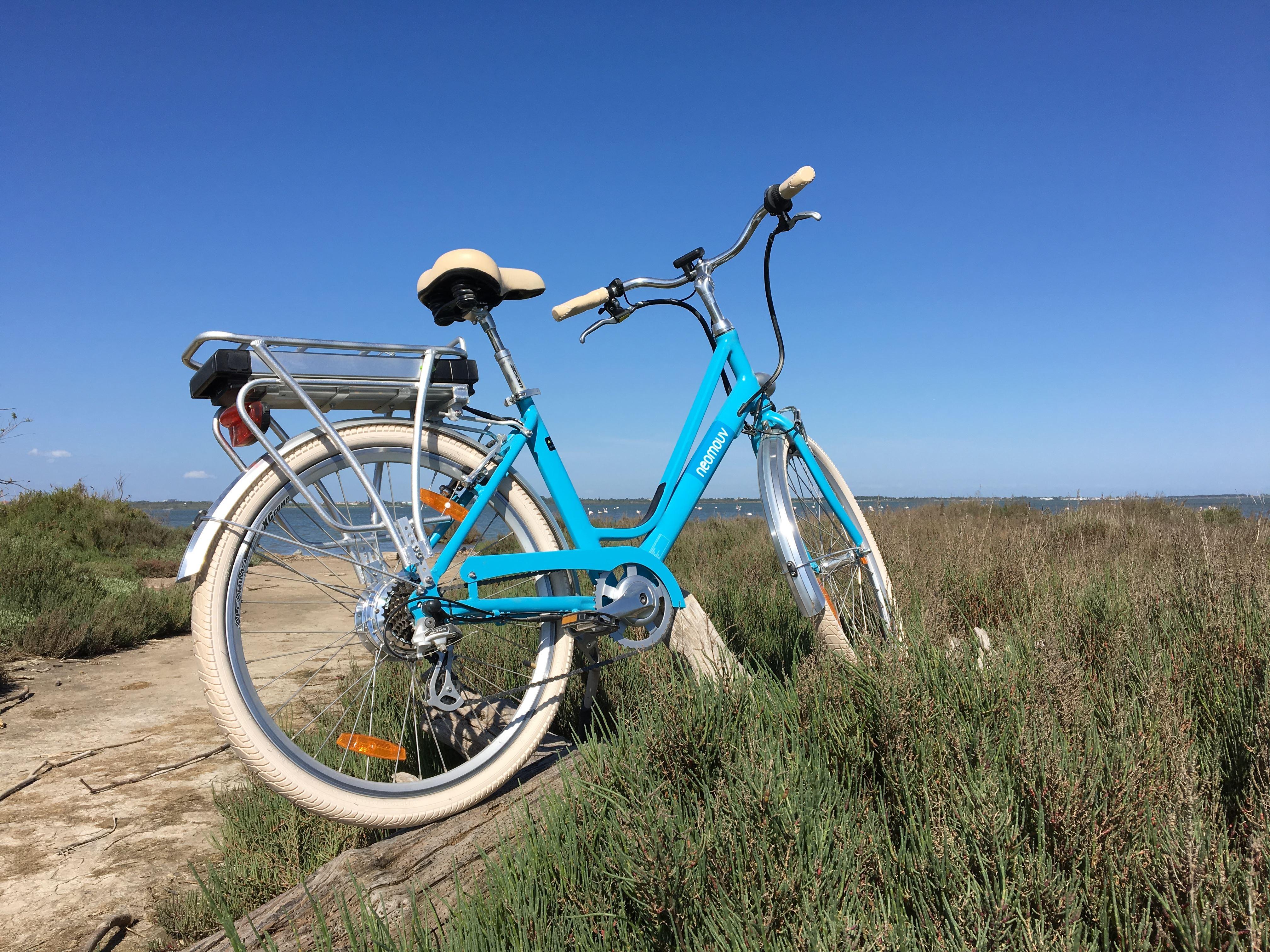 Balade en vélo, trottinette ou hoverboard