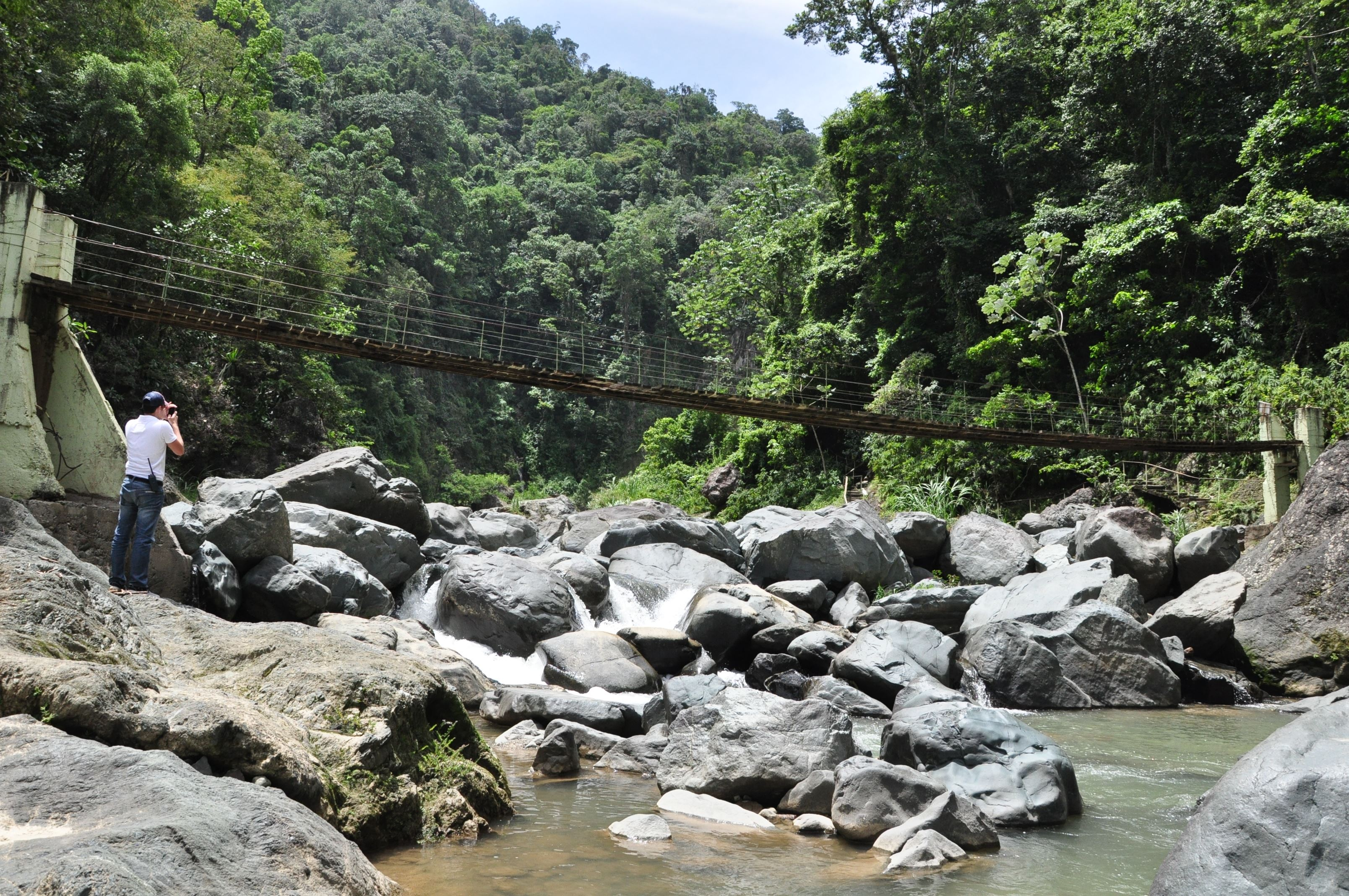Safari to Salto Baiguate