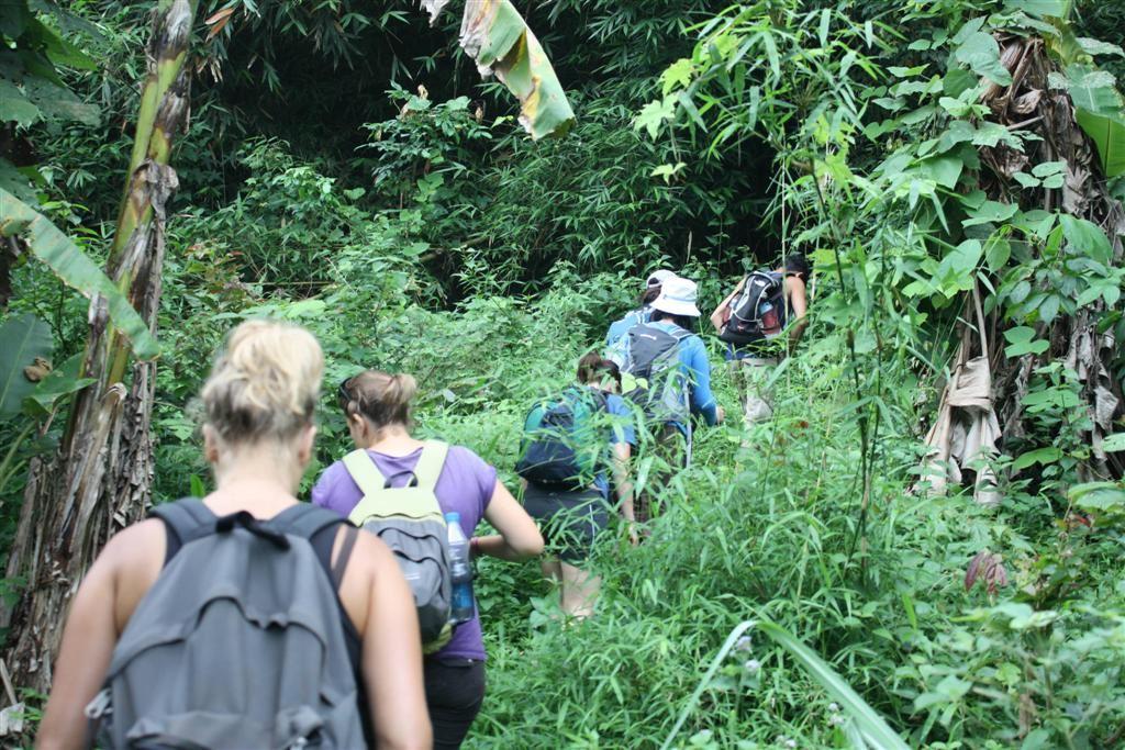 Trekking in Rancho Jarabacoa