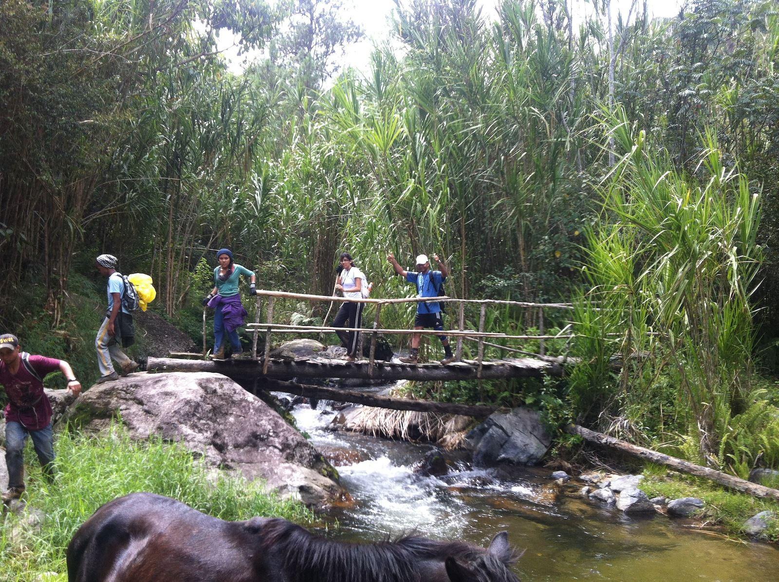 Trekking en Rancho Jarabacoa