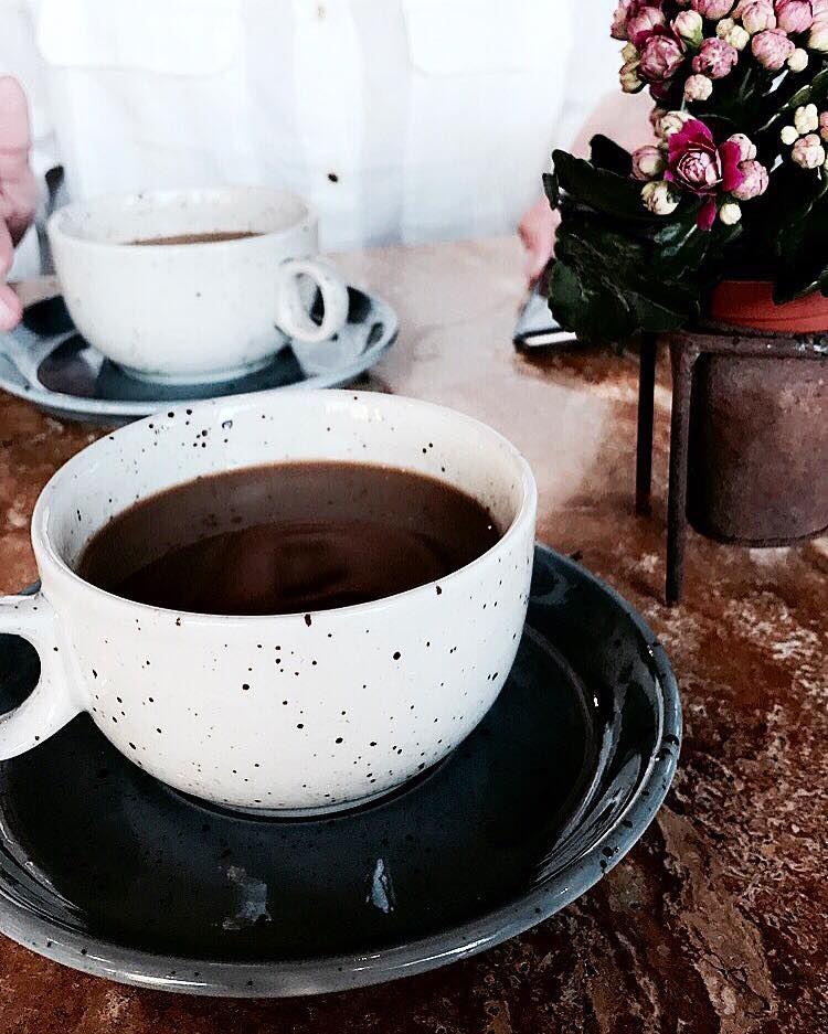 Kaffe Trysch