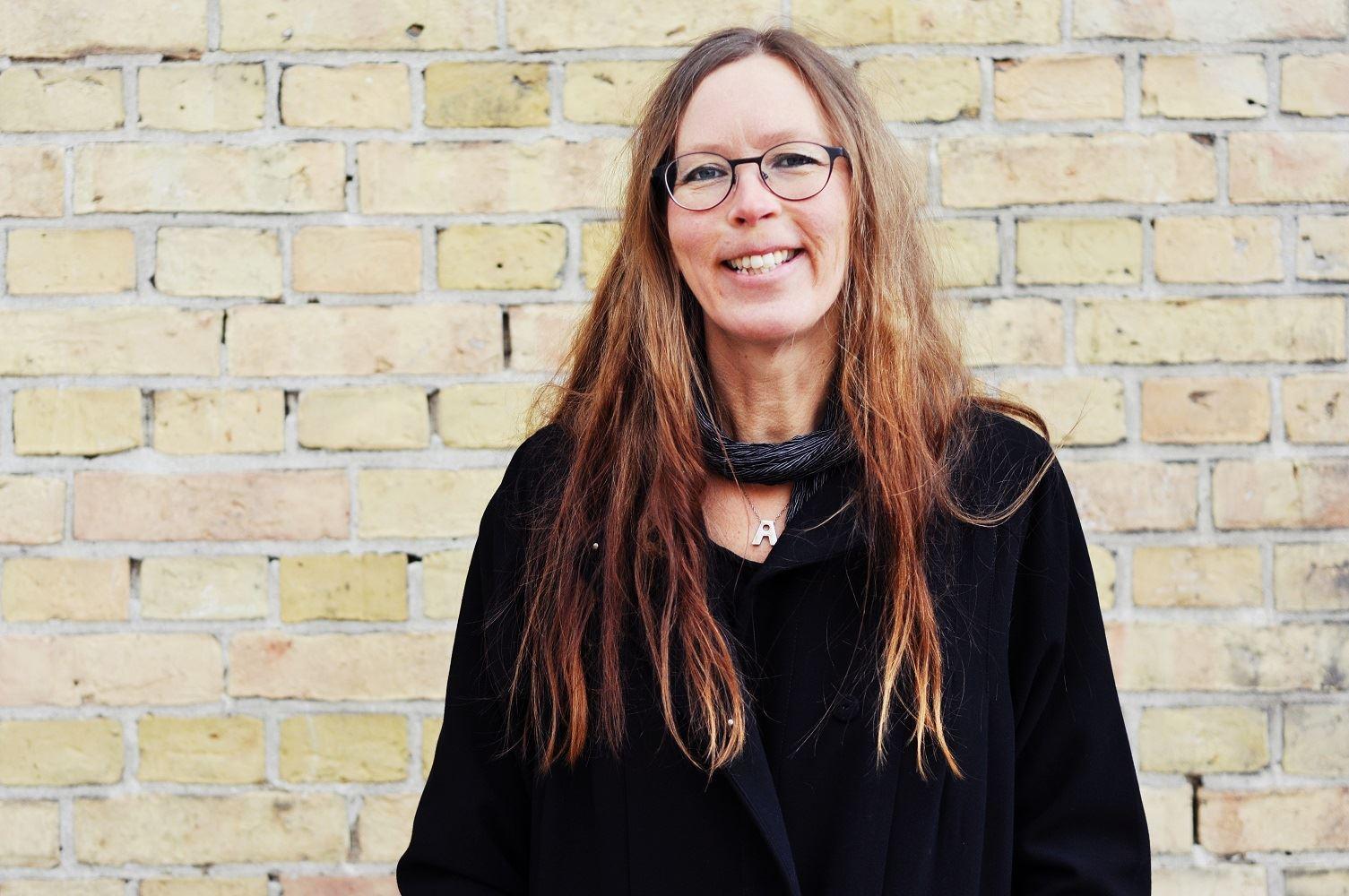Ebba Ritzén, Anna Larsdotter, journalist och författare