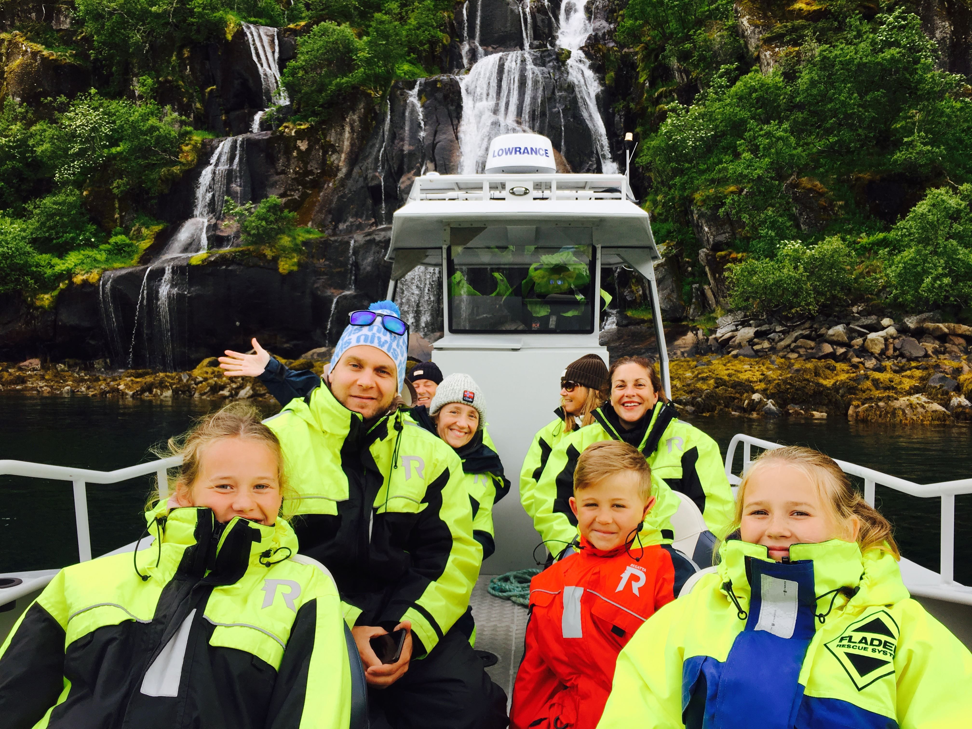 Trollfjord & Wildlife Cruise with Guided Hike