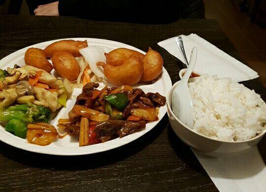 Hong restaurang