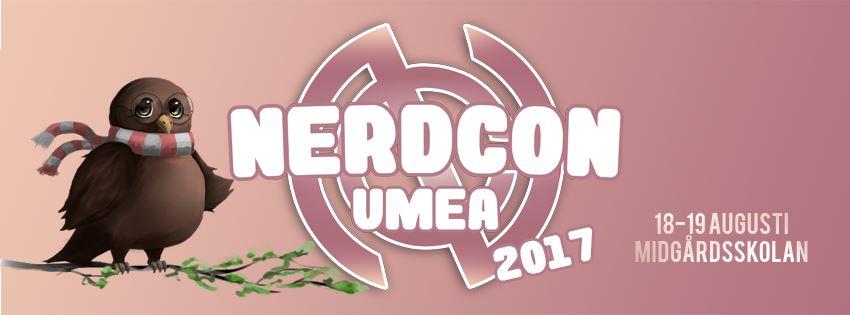 NerdCon Umeå 2017
