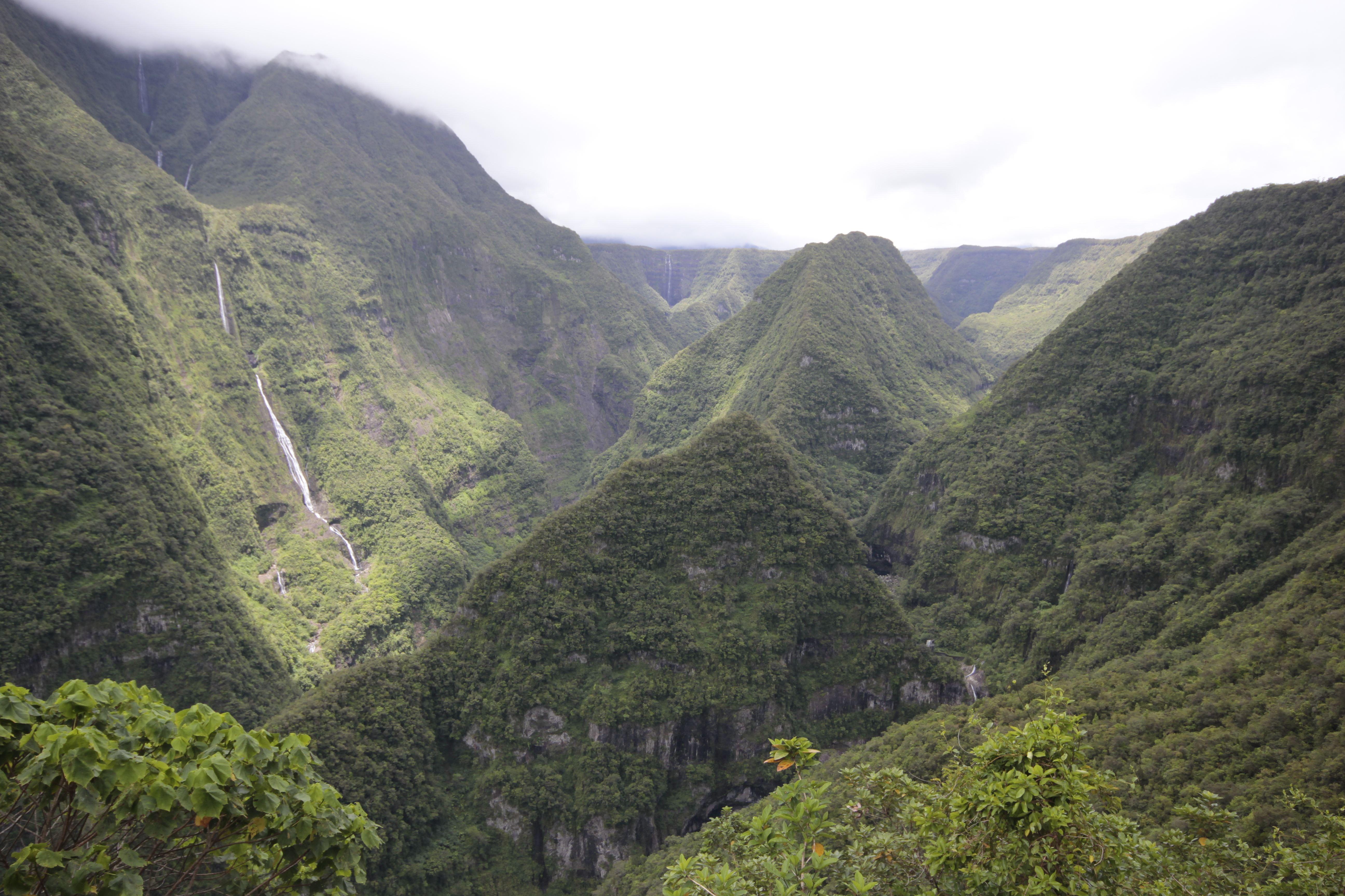 Randonnée La Vallée de Takamaka