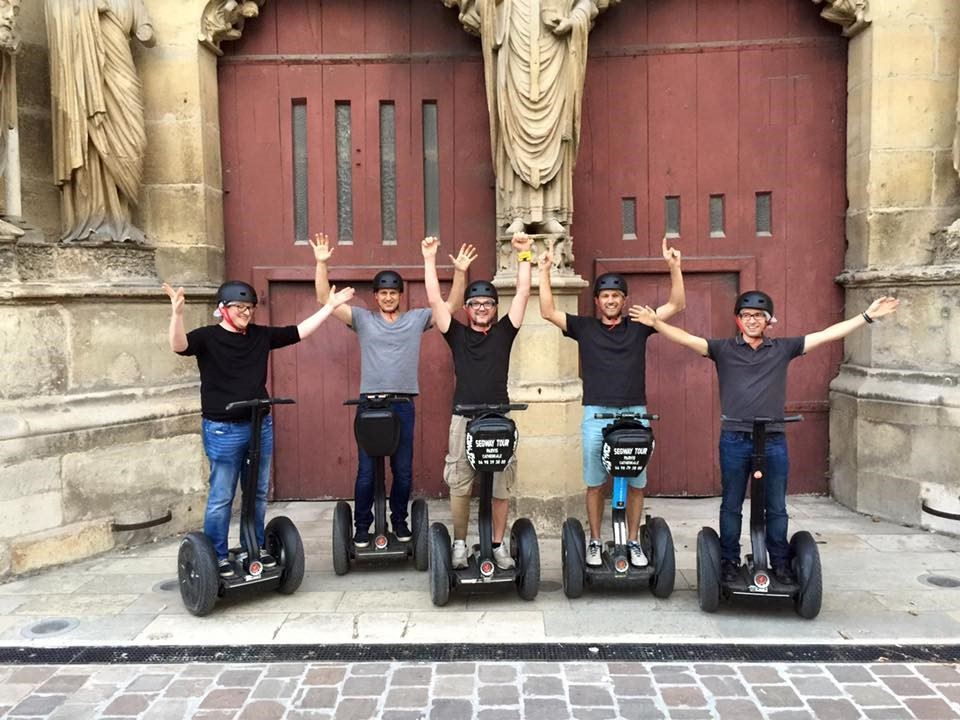 SEGWAY 1H CITY TOUR