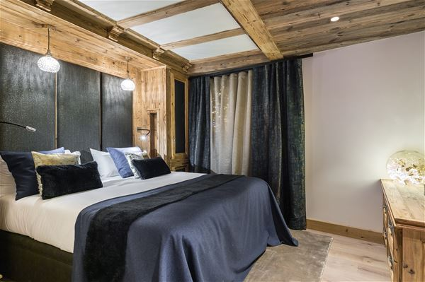 6 rooms 10 people / CHALET WHITE (mountain of exception) / Tranquility Booking