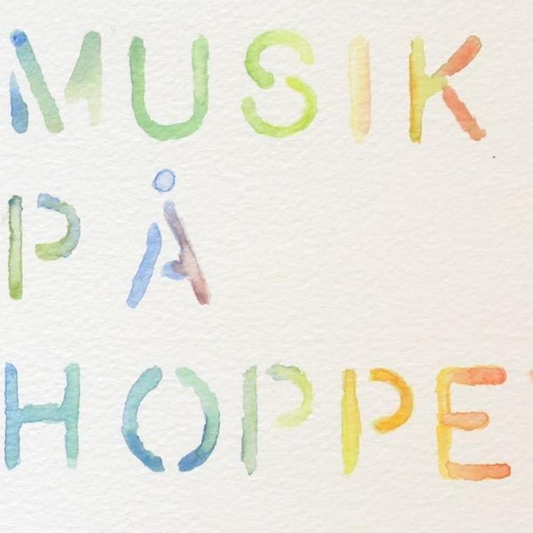 Simon Bång - Musik på Hoppet