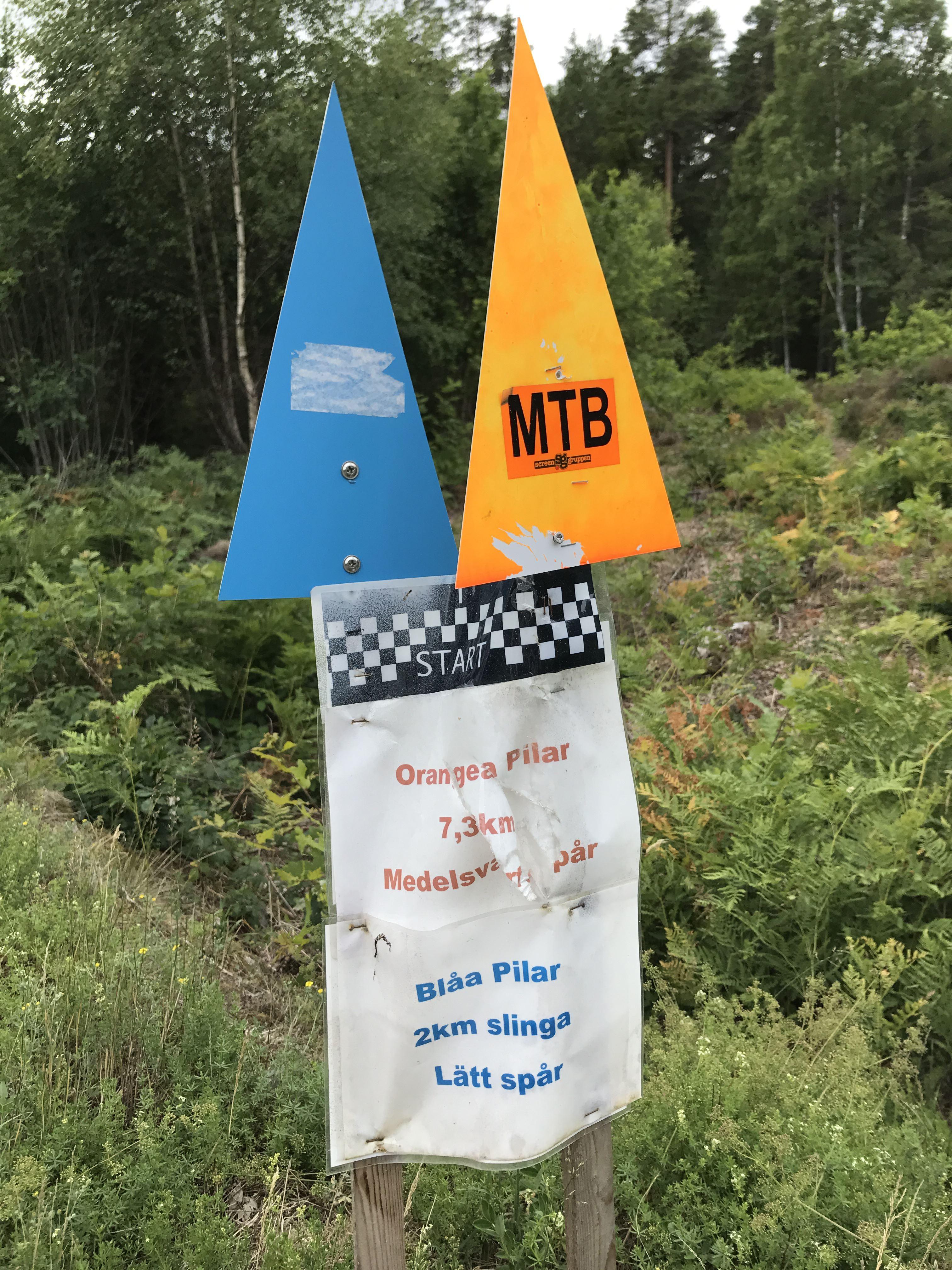 Mountainbikeleder, MTB