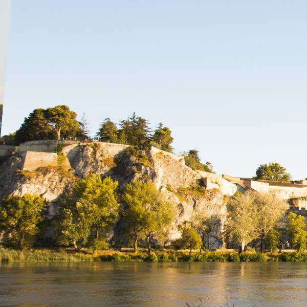 Open tour Avignon & Villeneuve-les Avignon
