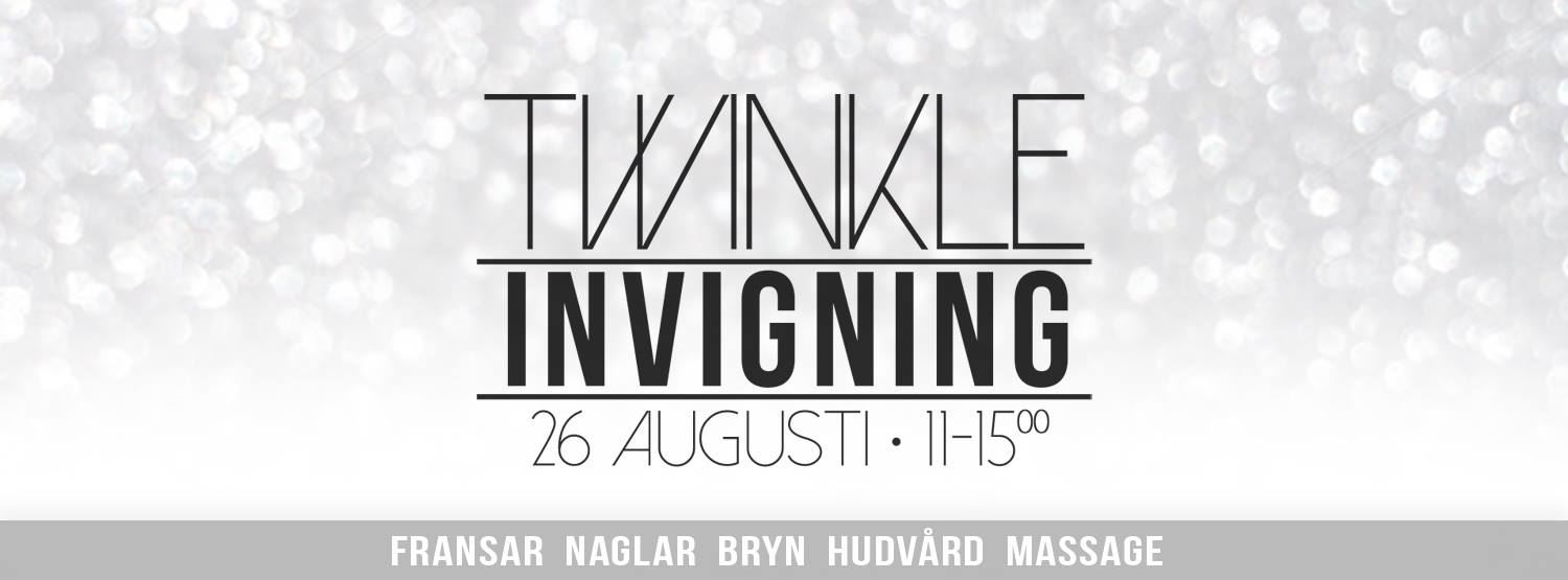 Twinkle - Invigning!