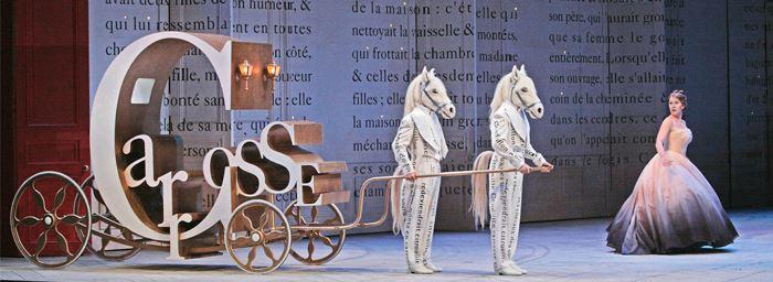 Askungen - Met Opera