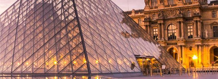 Konstdokumentär Louvren på Västerviks Teater & Konferens