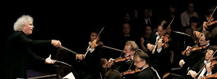 Nyårskonsert Berlinfilharmonikerna på Västerviks Stadsteater