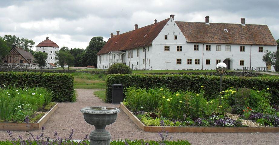 Guidning av Ehrenborgska våningen