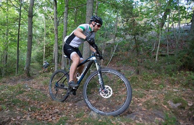 Mikael Algotsson, Mountainbikeleder, MTB