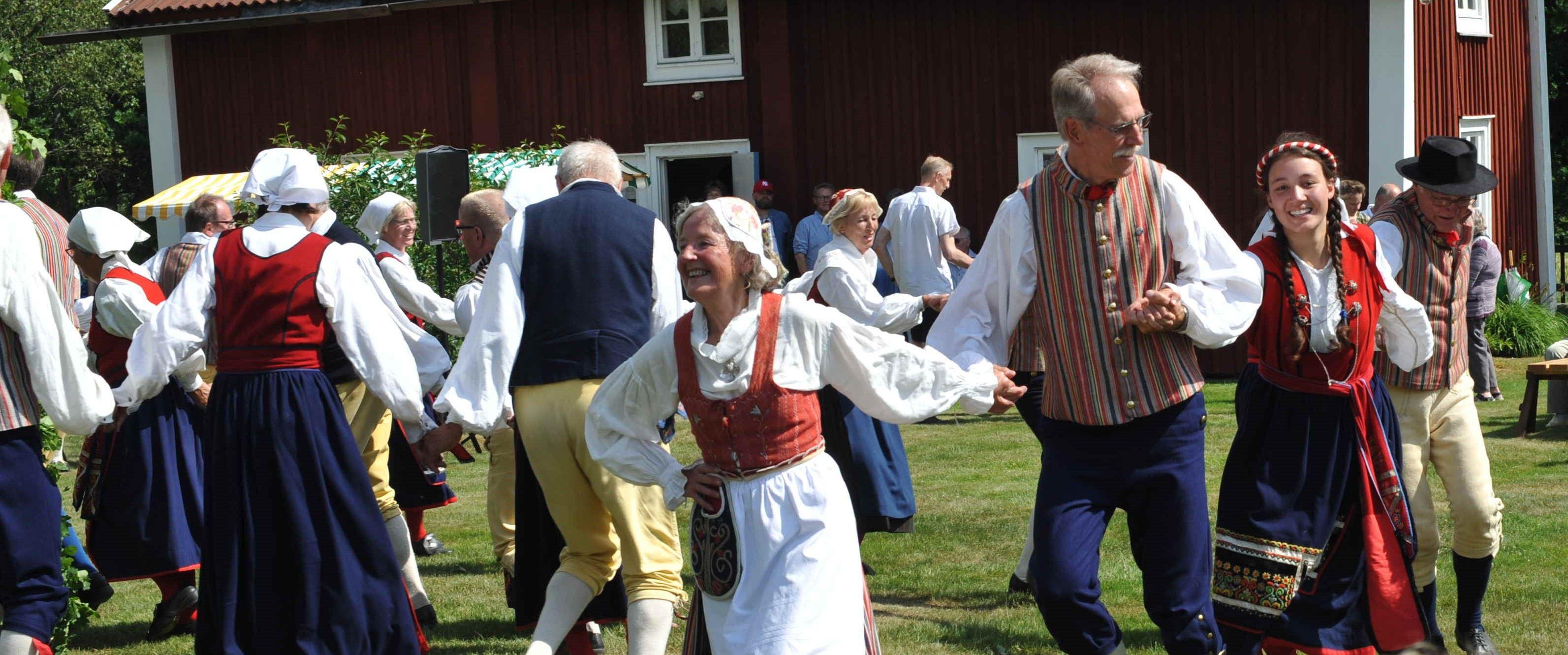 Prova på folkdans