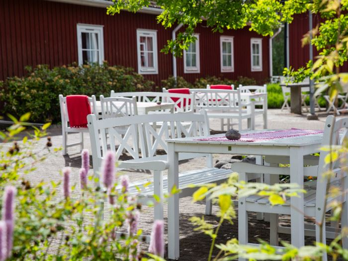 Stora Frögården, STF Gästehaus