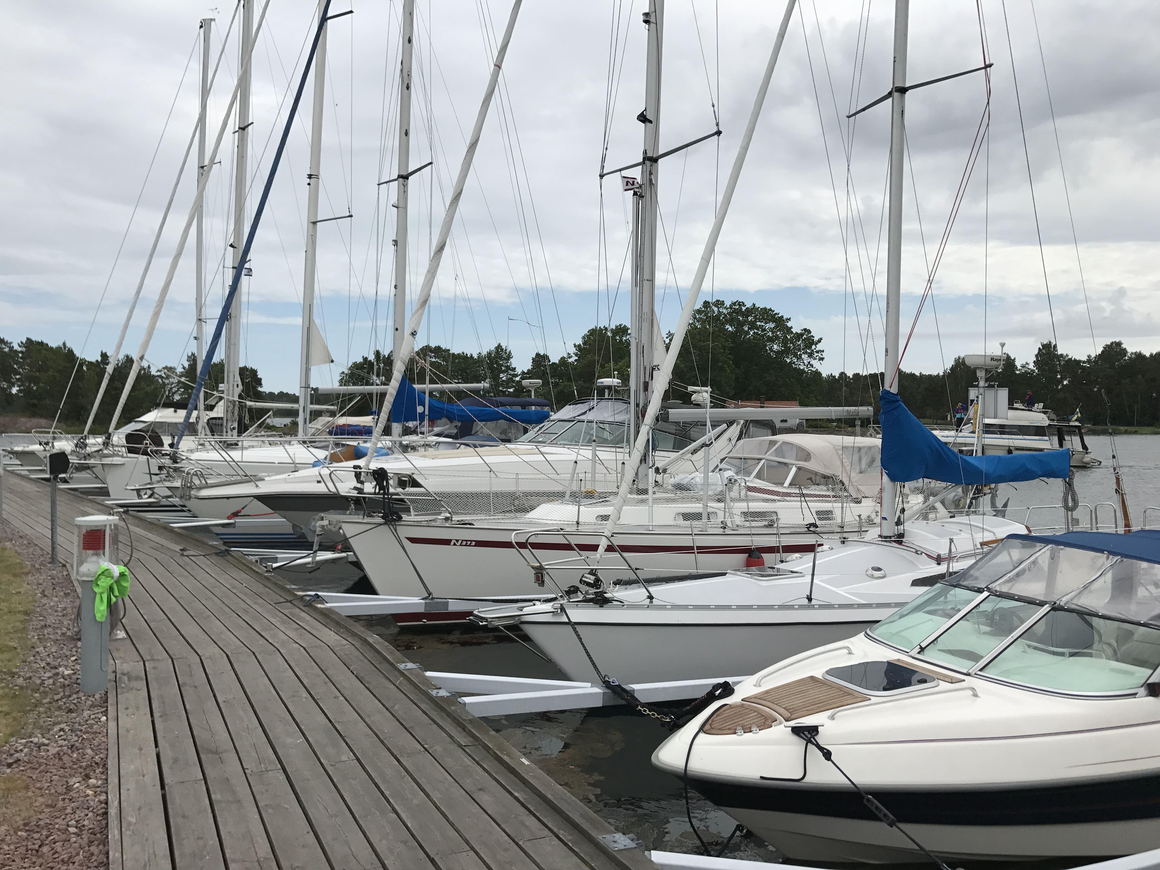 Påskallavik guest harbour