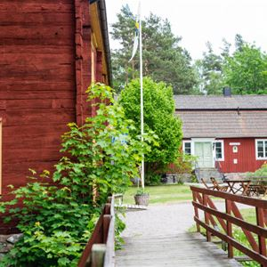 Korrö, STF Hotell
