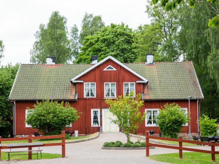 Korrö, STF Hotell