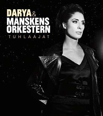 Tangofest på Berga teater med Darya och Månskensorkestern, Åkersberga
