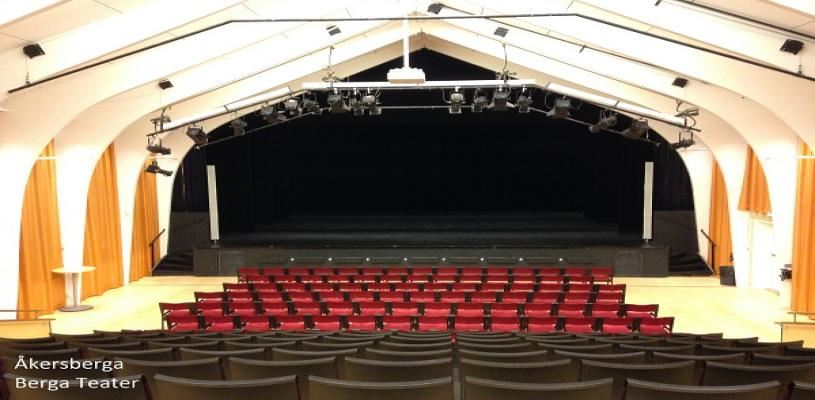 Öppet hus på Berga teater, Åkersberga