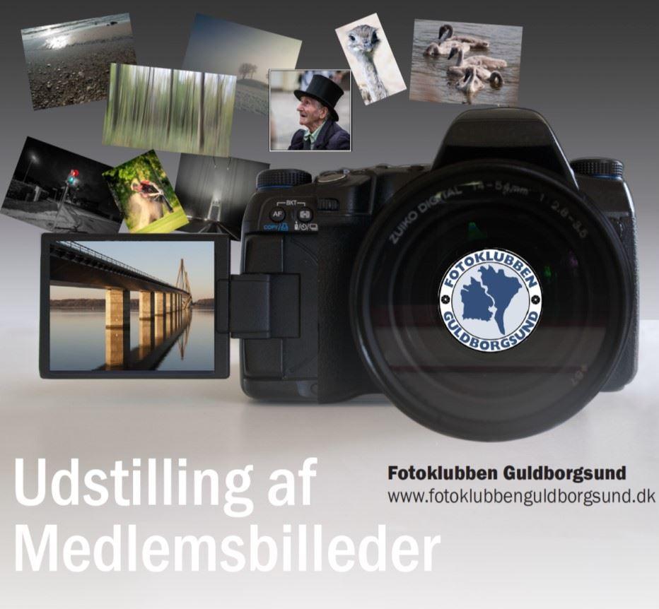 Danmarks sydligste fotoudstilling i Gedser gl. Marinestation