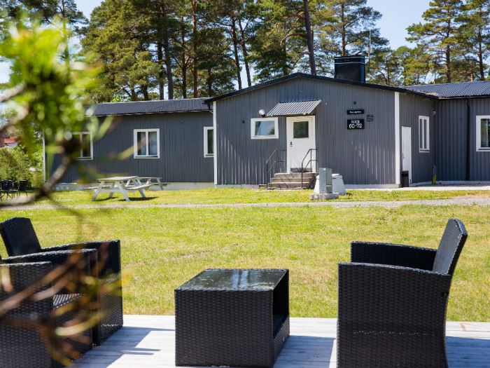 Lärbro/Grannen, STF Hostel