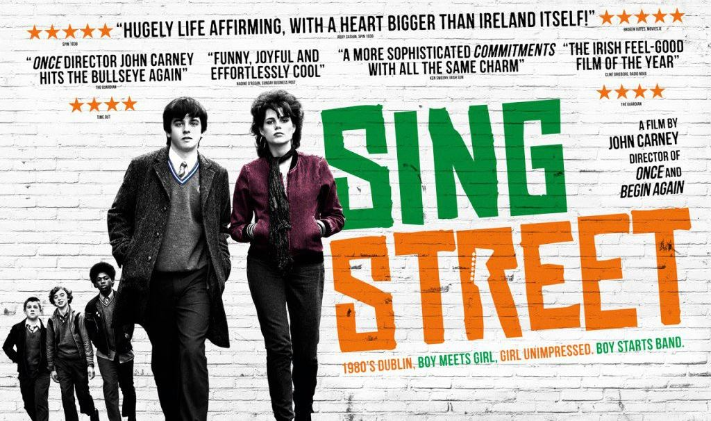 © Cosmo Films Limited, Utomhusbio Sing Street