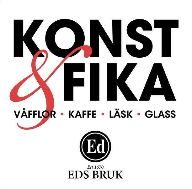 Art Exhibition at Konst & Fika in Edsbruk