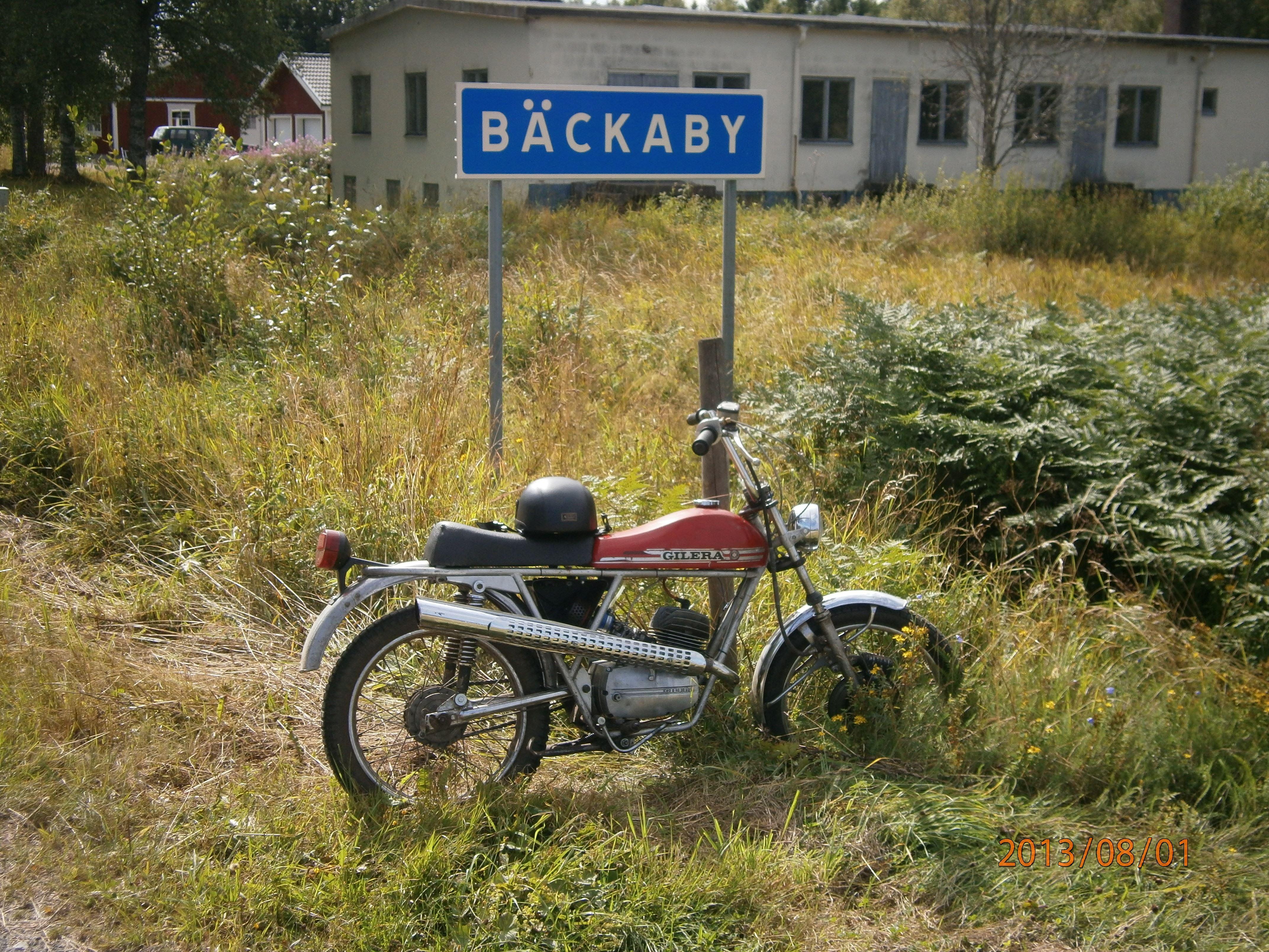 Lymlarnas moped & traktorrally