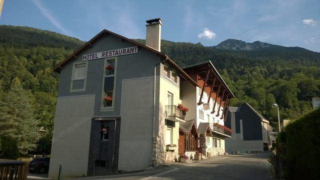 HPH37 - Hôtel calme et familial à Saint Lary