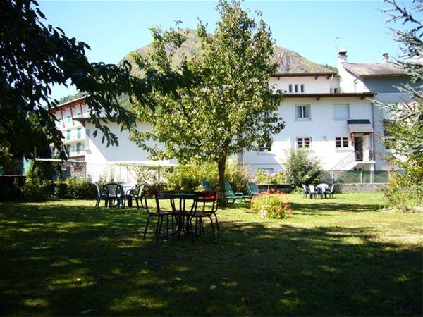 © PONS, HPH37 - Hôtel calme et familial à Saint Lary